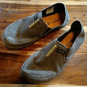 Merrell boat shoes. New, never worn.